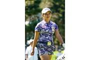 2017年 日本女子オープンゴルフ選手権競技 2日目 竹内美雪