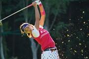 2017年 日本女子オープンゴルフ選手権競技 2日目 藤田光里