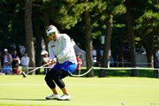 2017年 日本女子オープンゴルフ選手権競技 2日目 馬場ゆかり