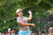 2017年 日本女子オープンゴルフ選手権競技 3日目 キム・ヘリム
