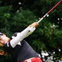 小さいのによく飛ばす。 2017年 日本女子オープンゴルフ選手権競技 3日目 チェ・ヘジン