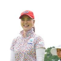 笑いすぎて逆に怖い例。 2017年 日本女子オープンゴルフ選手権競技 3日目 石川陽子