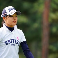 高校2年生の小倉彩愛は堂々4位で最終日へ 2017年 日本女子オープンゴルフ選手権競技 3日目 小倉彩愛