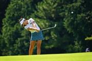 2017年 日本女子オープンゴルフ選手権競技 最終日 チョン インジ
