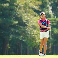 単独3位。末恐ろしいアマチュアの登場だね。 2017年 日本女子オープンゴルフ選手権競技 最終日 小倉彩愛
