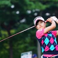 畑岡さんがいなかったら確実に優勝争いしてた。 2017年 日本女子オープンゴルフ選手権競技 最終日 小倉彩愛