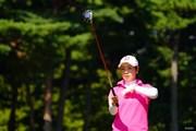 2017年 日本女子オープンゴルフ選手権競技 最終日 西山ゆかり