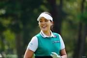 2017年 日本女子オープンゴルフ選手権競技 最終日 チョン・インジ