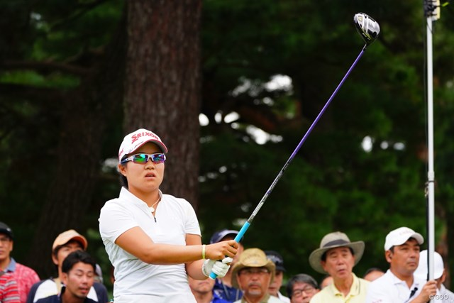 40年ぶりの「日本女子オープン」連覇を達成した18歳の畑岡奈紗