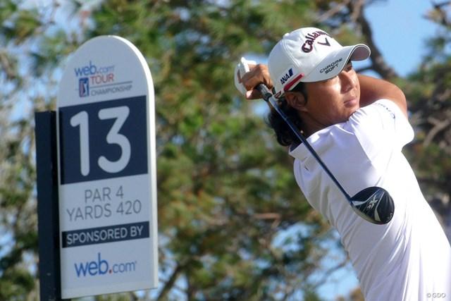 石川遼は来季の米ツアー出場権に届かなかった