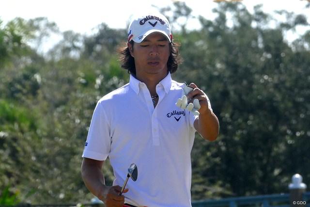 出場権を失った石川遼。米ツアーの高いカベに屈した