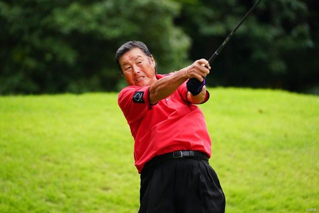 70歳の尾崎将司