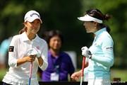2008年 アクサレディスゴルフトーナメント 事前 上田桃子