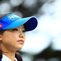 一枚は撮るでしょ。 2017年 スタンレーレディスゴルフトーナメント 初日 セキ・ユウティン