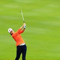 今日はノーボギーとナイスラウンド 2017年 スタンレーレディスゴルフトーナメント 初日 服部真夕