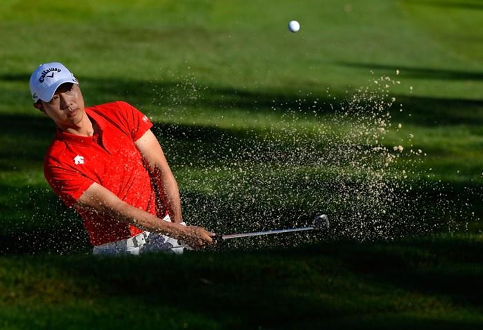 2年ぶりの米ツアー復帰戦となったベ・サンムンは予選落ち (Robert Laberge/Getty Images) 2017年 セーフウェイオープン 2日目 ベ・サンムン
