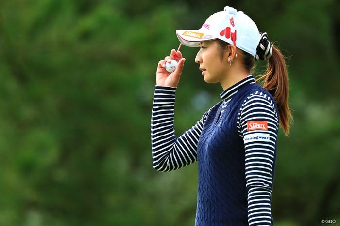 ホステスプロなのでもう少し頑張って欲しかった 2017年 スタンレーレディスゴルフトーナメント 2日目 斉藤愛璃
