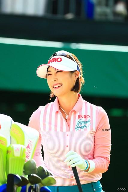 2017年 スタンレーレディスゴルフトーナメント 最終日 キム・ハヌル 朝の女子プロ特集21