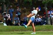 2017年 スタンレーレディスゴルフトーナメント 最終日 成田美寿々
