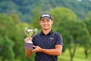 2017年 ホンマ・ツアーワールド・カップ 最終日 山浦太希
