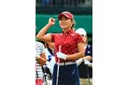 2017年 スタンレーレディスゴルフトーナメント 最終日 有村智恵