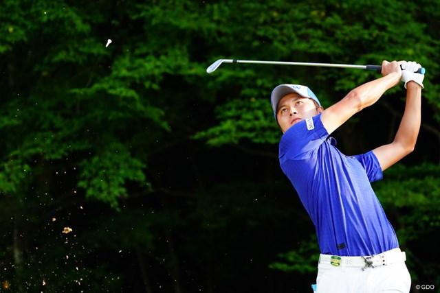 裕次郎もいいゴルフしてたんだけどトップが絶好調すぎたね。