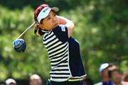 2017年 スタンレーレディスゴルフトーナメント 最終日 吉田弓美子