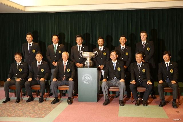 日本オープンの歴代王者が集う開幕前日のチャンピオンズディナー。来年、ここに加わるのは?