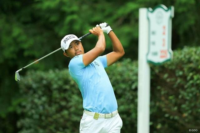 2017年 日本オープンゴルフ選手権競技 初日 小平智 2015年大会の覇者・小平智は今季2勝目へ向け首位で発進した