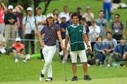 2017年 日本オープンゴルフ選手権競技 初日 石川遼