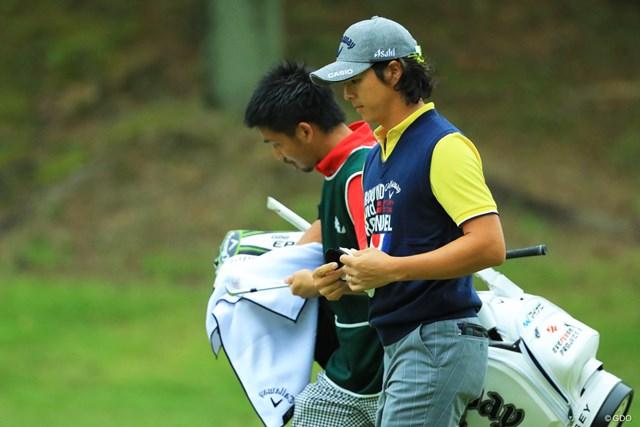 国内ツアー復帰戦で石川遼は予選落ちした