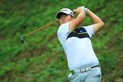 2017年 日本オープンゴルフ選手権競技 2日目 イム・ソンジェ