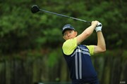2017年 日本オープンゴルフ選手権競技 2日目 ブラッド・ケネディ