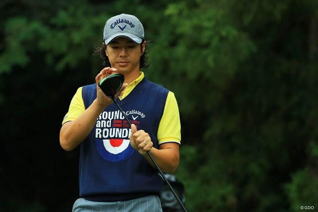 2017年 日本オープンゴルフ選手権競技 2日目 石川遼 「俺のドライバーちゃん、言うこと聞いてくれよ・・・」