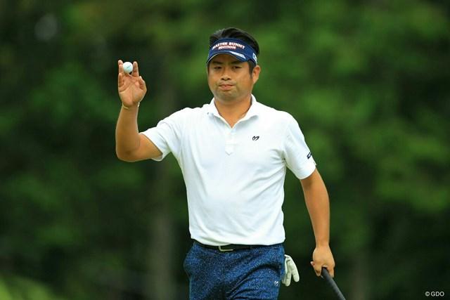 池田勇太が5打差の首位で最終日を迎える