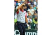 2017年 日本オープンゴルフ選手権競技 3日目 手嶋多一