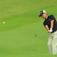 首位とは5打差ですが2位タイに浮上です。 2017年 日本オープンゴルフ選手権競技 3日目 上平栄道
