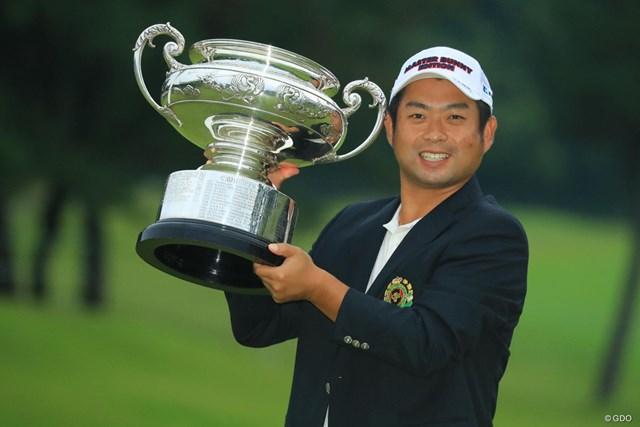 苦しみながらも2回目の「日本オープン」制覇を遂げた池田勇太