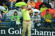 2017年 日本オープンゴルフ選手権競技 最終日 チェ・ホソン