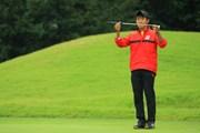 2017年 日本オープンゴルフ選手権競技 最終日 金谷拓実