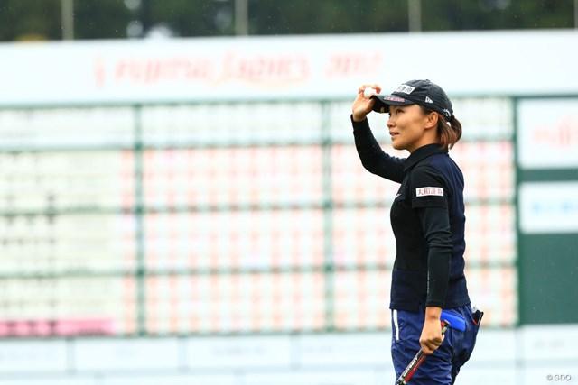 2017年 富士通レディース 最終日 テレサ・ルー テレサ・ルーは厳しい夏場を乗り越え今季3勝目