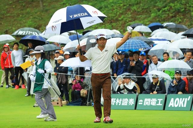 池田勇太 ナショナルオープンを制した池田勇太は世界ランクを大きく上げた