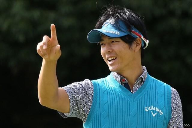 2017年 ブリヂストンオープンゴルフトーナメント 事前 石川遼 石川遼、髪切りました