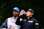 2017年 ブリヂストンオープンゴルフトーナメント 2日目 イ・サンヒ