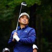 伊澤さんでも曲がる。なら僕が曲がるのは当たり前だ。 2017年 ブリヂストンオープンゴルフトーナメント 2日目 伊澤利光