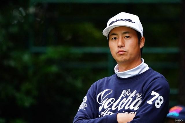 2017年 ブリヂストンオープンゴルフトーナメント 2日目 小鯛竜也 「はい!好きー!」