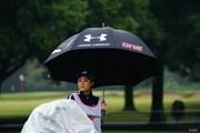 2017年 ブリヂストンオープンゴルフトーナメント 2日目 増田伸洋のキャディ