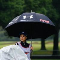 「わたし、いつからアンダー尼ー?」 2017年 ブリヂストンオープンゴルフトーナメント 2日目 増田伸洋のキャディ