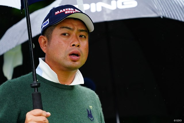 2017年 ブリヂストンオープンゴルフトーナメント 2日目 池田勇太 どっちかというと猿よりは魚。