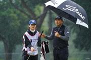 2017年 ブリヂストンオープンゴルフトーナメント 3日目 丸山大輔